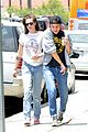 kristen stewart alicia cargile begin weekend in silverlake 01