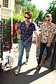 harry styles shows support for bestie nick grimshaw at topman 09