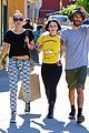 miley cyrus grab sushi lunch before july 4th weekend 32