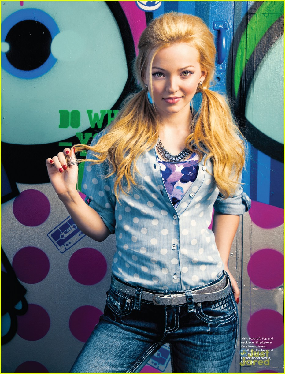 dove cameron girls life cover 02