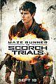 dylan obrien maze runner scorch trials poster 01