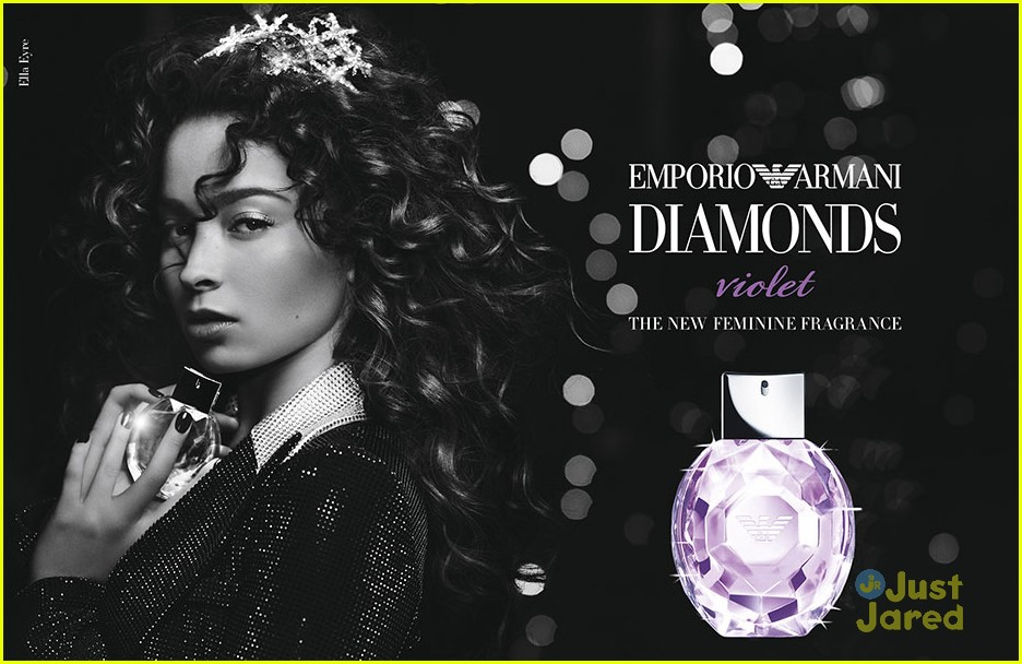 ella eyre armani diamonds celebration vamps nina nesbitt 01