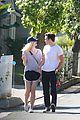elle fanning sweet stroll zalman band shopping 28