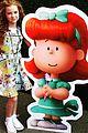 francesca capaldi red headed girl peanuts sdcc 06