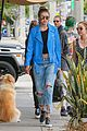 gigi hadid joe jonas kings road lunch 04