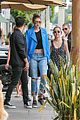 gigi hadid joe jonas kings road lunch 12