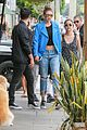 gigi hadid joe jonas kings road lunch 16
