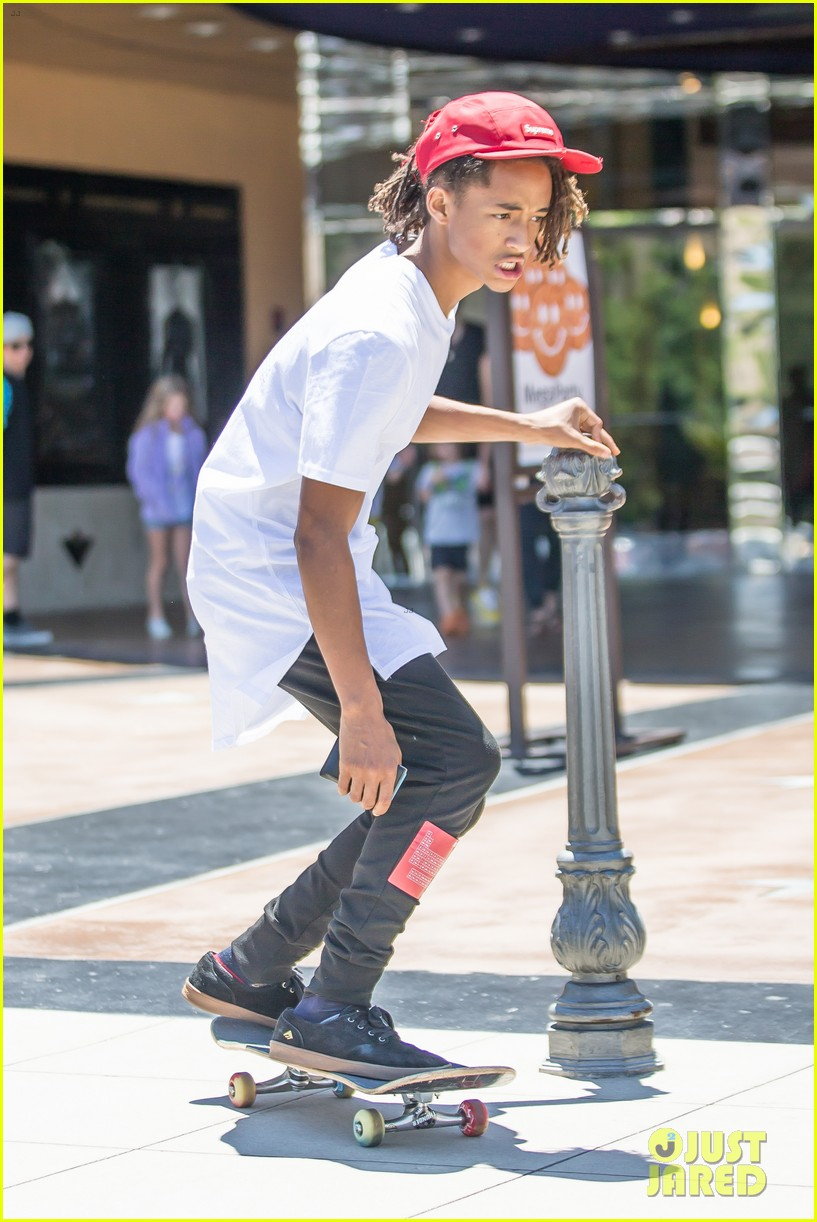 jaden smith scarface video 12