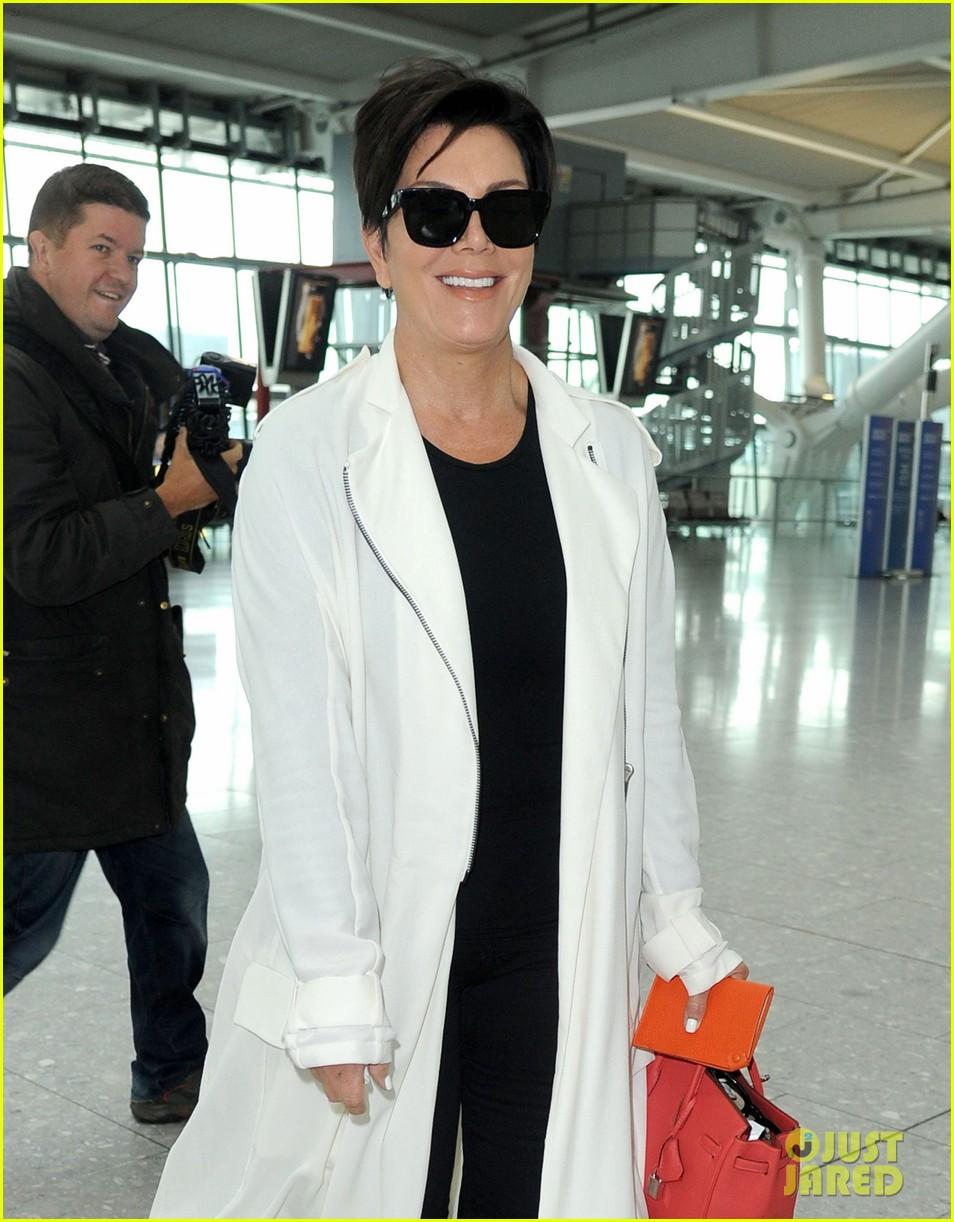 kendall kris jenner airport london 04