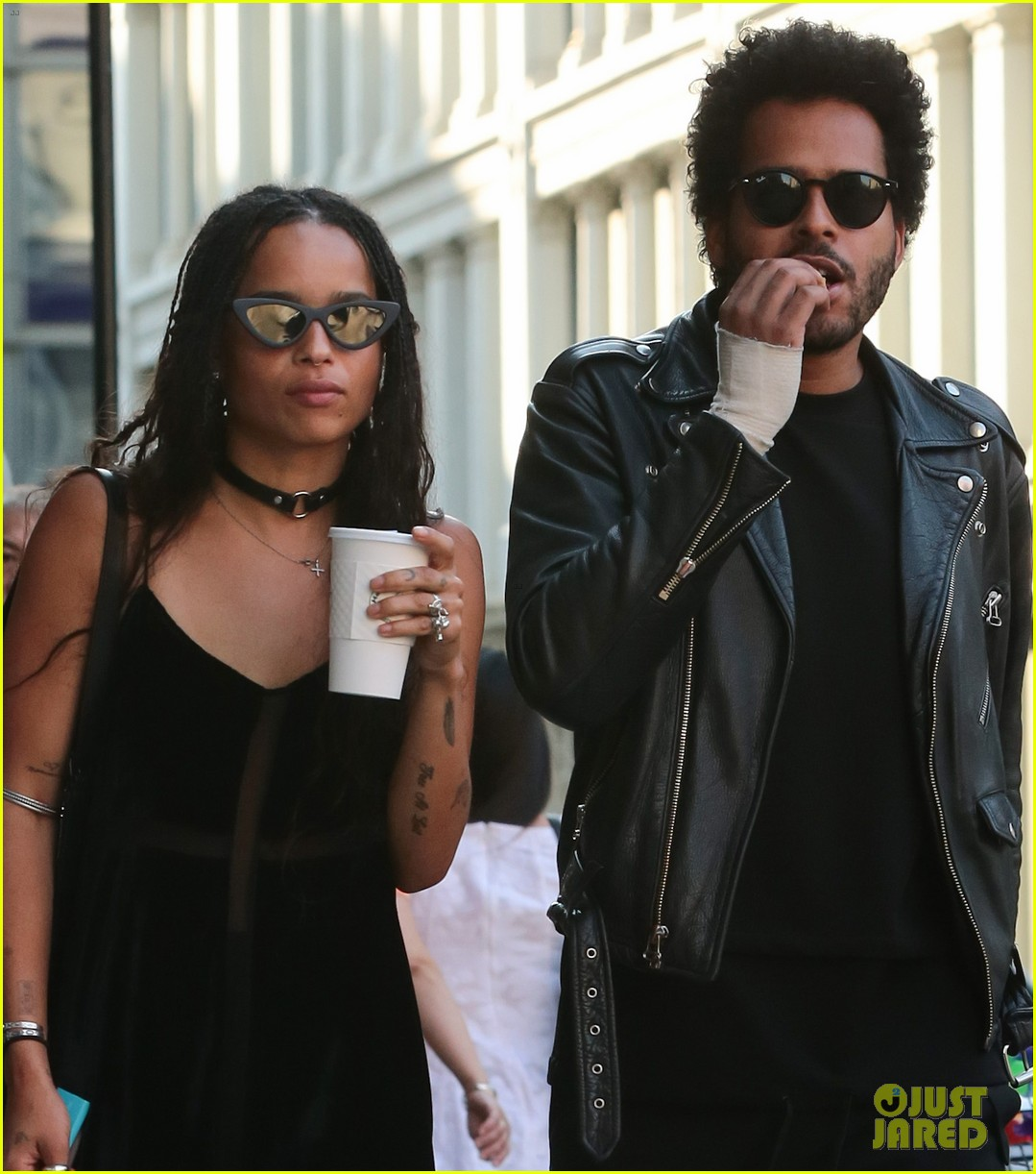 Zoe Kravitz Jennifer Lawrence Friends: Zoe Kravitz Dating 'No Ordinary Love' Collaborator Twin