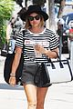 lucy hale shopping after hawaii trip 13