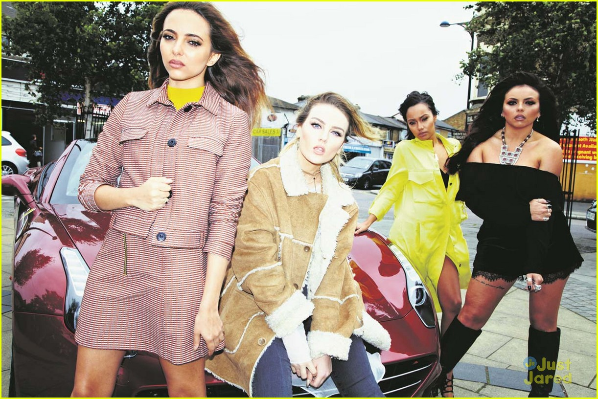 little mix the beat magazine see pics 02