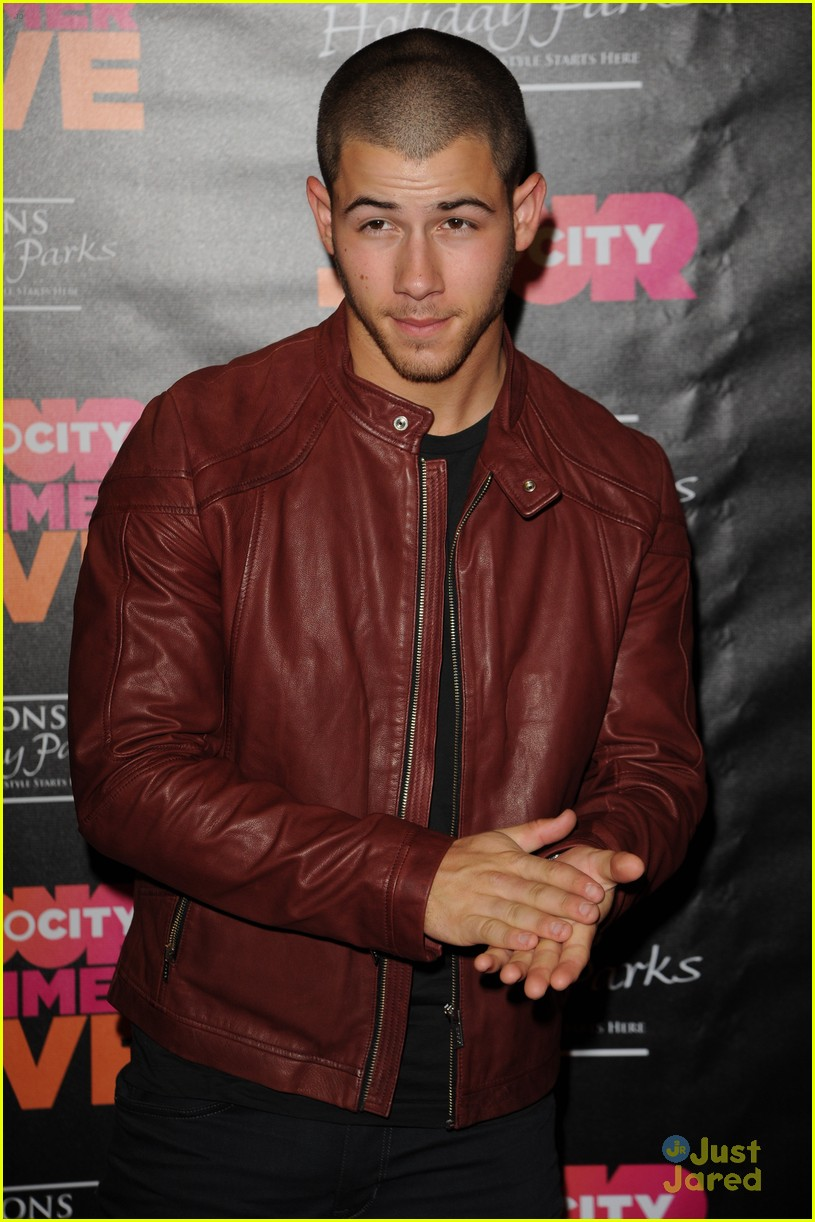 nick jonas radio city liverpool concert saturday london 22