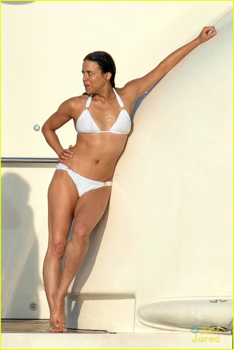 nina dobrev wears a monokini alongside shirtless boyfriend austin stowell 03