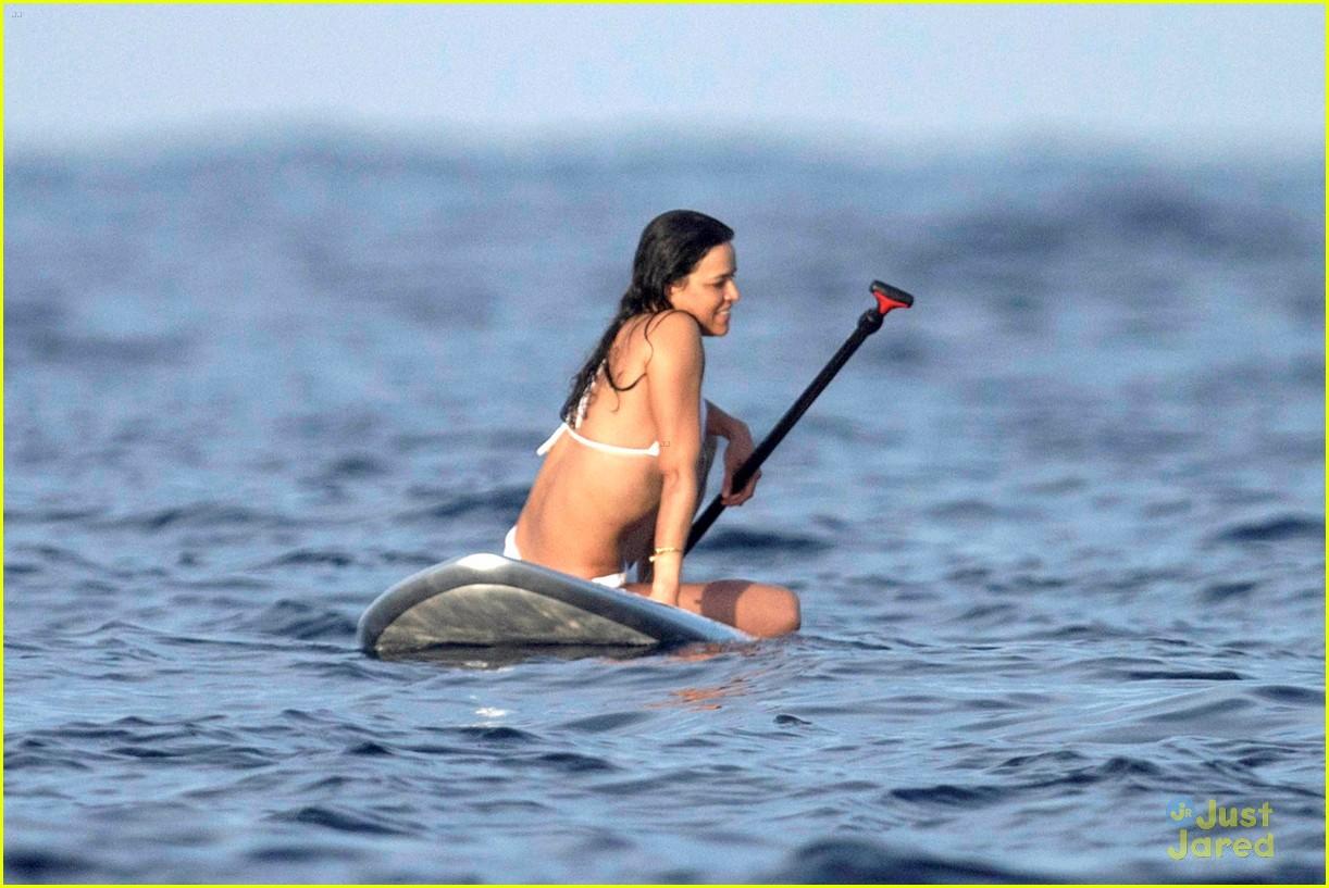 nina dobrev wears a monokini alongside shirtless boyfriend austin stowell 32