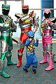 power rangers dino force 2015 comic con 02