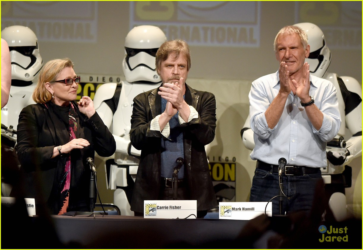 star wars comic con panel cast photos 06