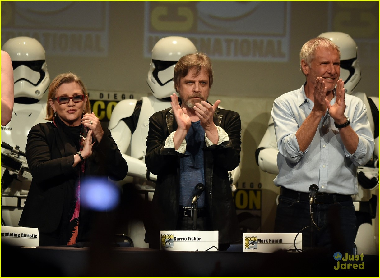 star wars comic con panel cast photos 07