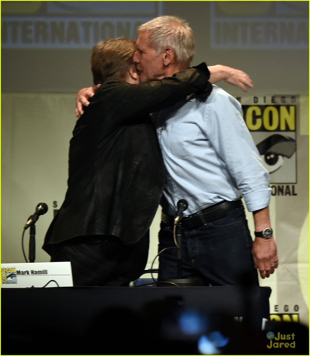 star wars comic con panel cast photos 10