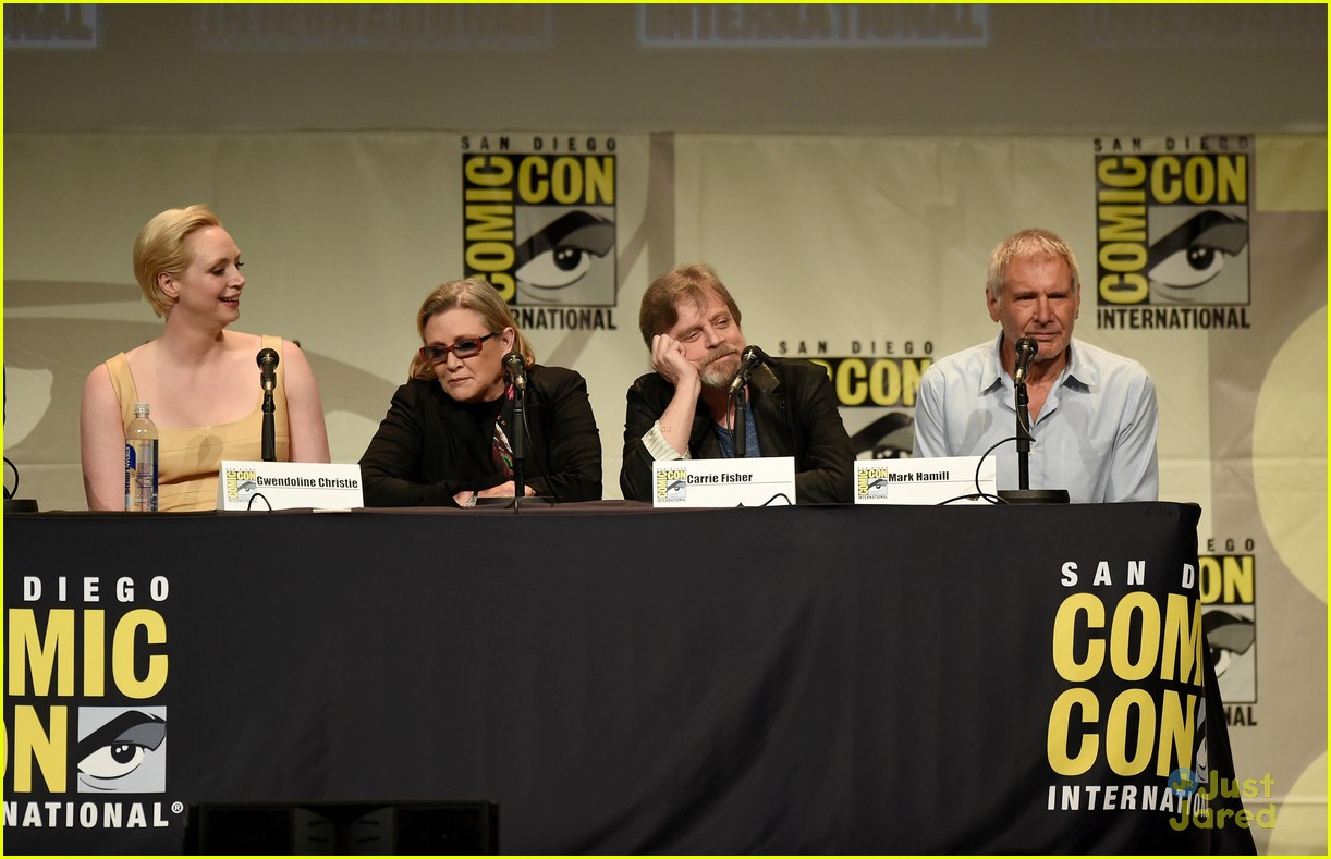 star wars comic con panel cast photos 15