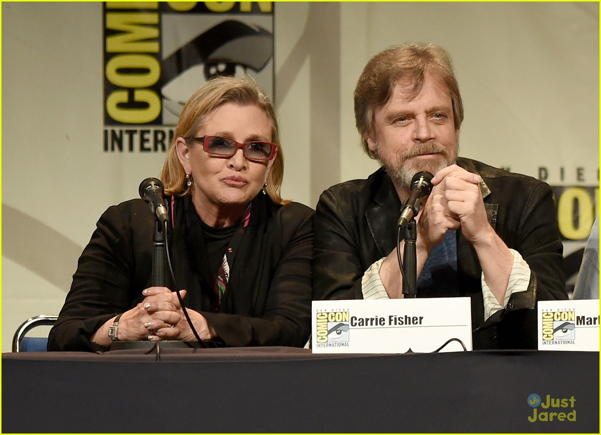 star wars comic con panel cast photos 18