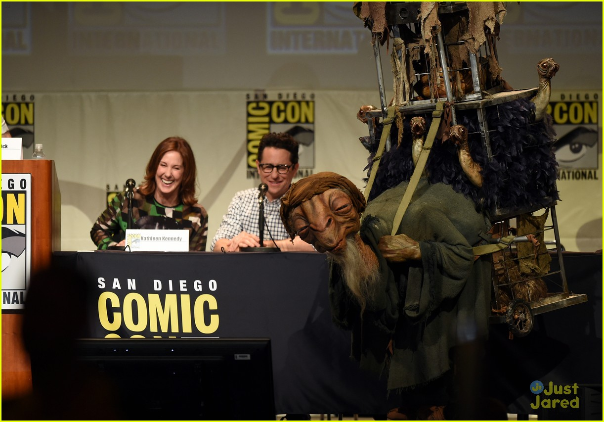 star wars comic con panel cast photos 24