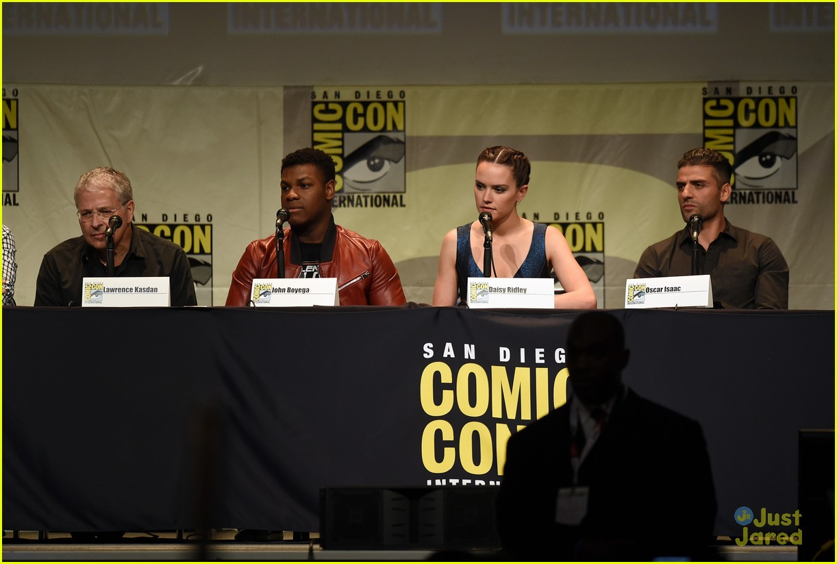 star wars comic con panel cast photos 28
