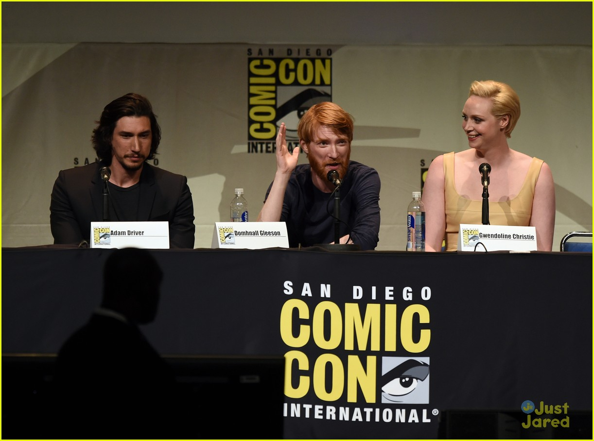 star wars comic con panel cast photos 29