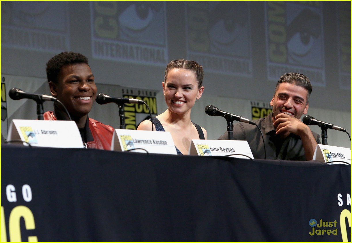 star wars comic con panel cast photos 36