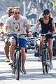 patrick schwarzenegger arnold bike breakfast 03