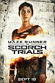 new scorch trials posters before trailer premiere 03