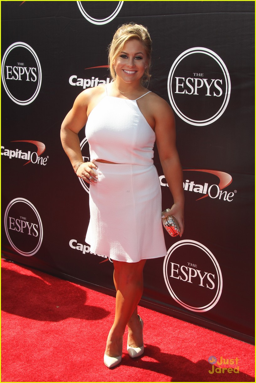 shawn johnson andrew east 2015 espy awards 05