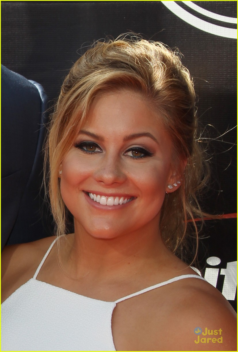 shawn johnson andrew east 2015 espy awards 09