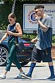 sofia richie brother miles lunch fred segal 10