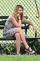 sophie nelisse derek jacobi history of love nyc filming 10