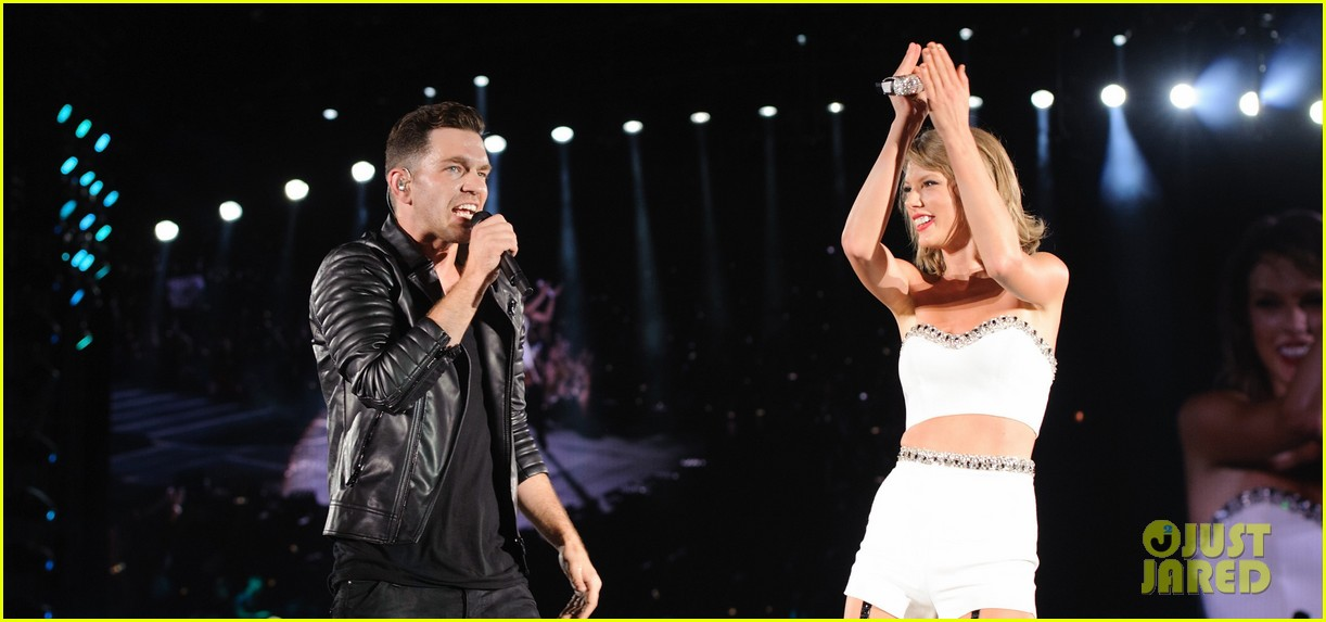 taylor swift welcomes andy grammer serayah 1989 tour 02