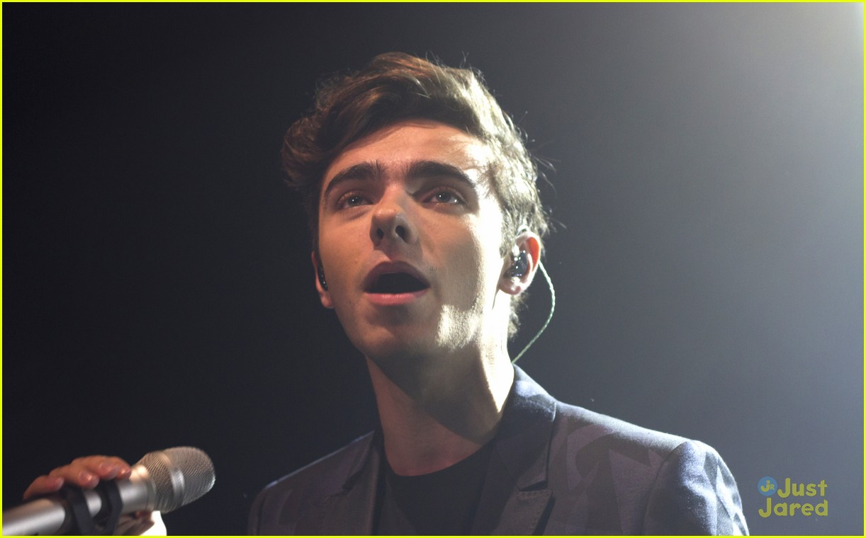 nathan sykes sold out nyc show kmq flirt 10