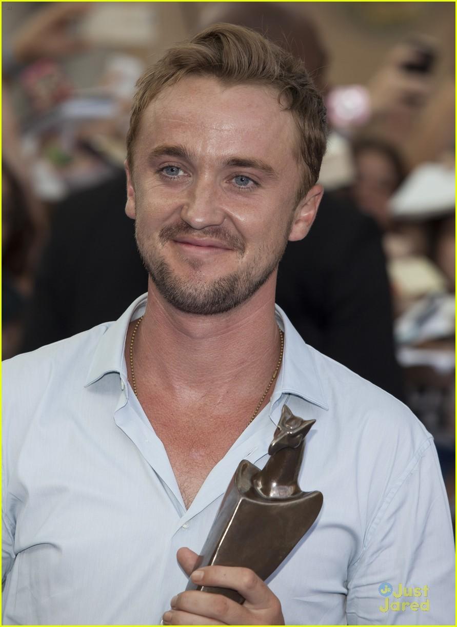 tom felton experience award giffoni film festival italy 01