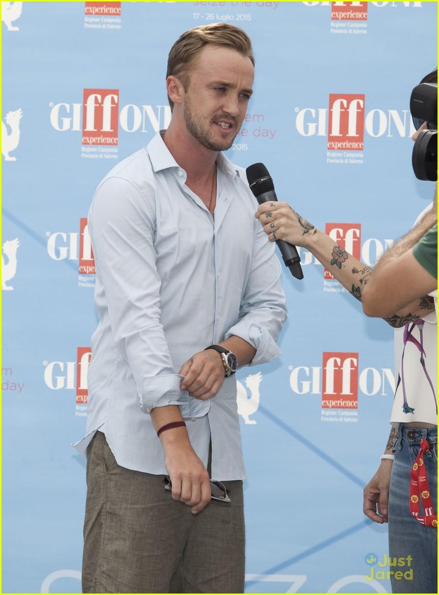 tom felton experience award giffoni film festival italy 13