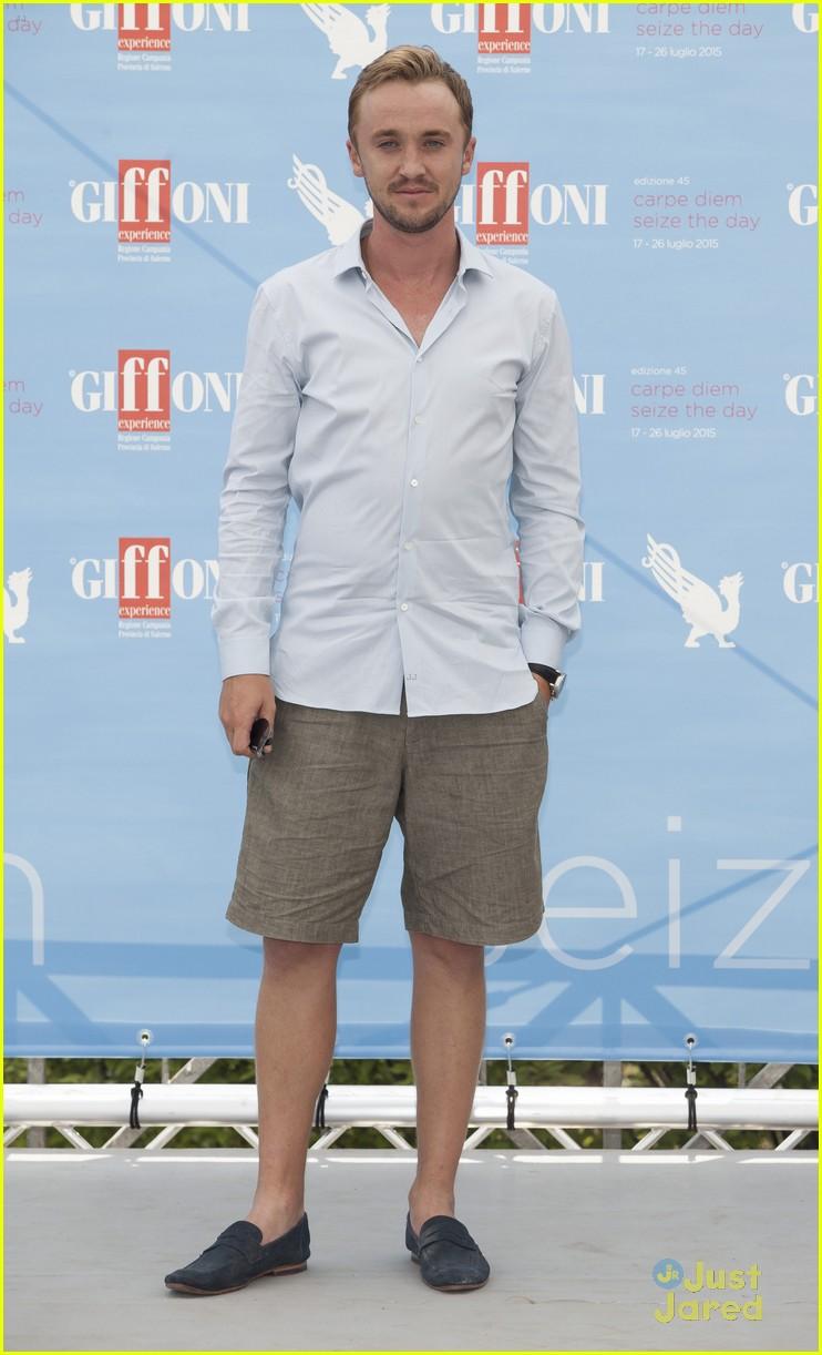 tom felton experience award giffoni film festival italy 17