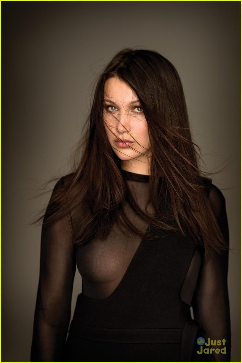 Bella Hadid Says Sister Gigi Definitely Helped Her In The Modeling