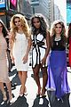 fifth harmony monster video premiere times square 11