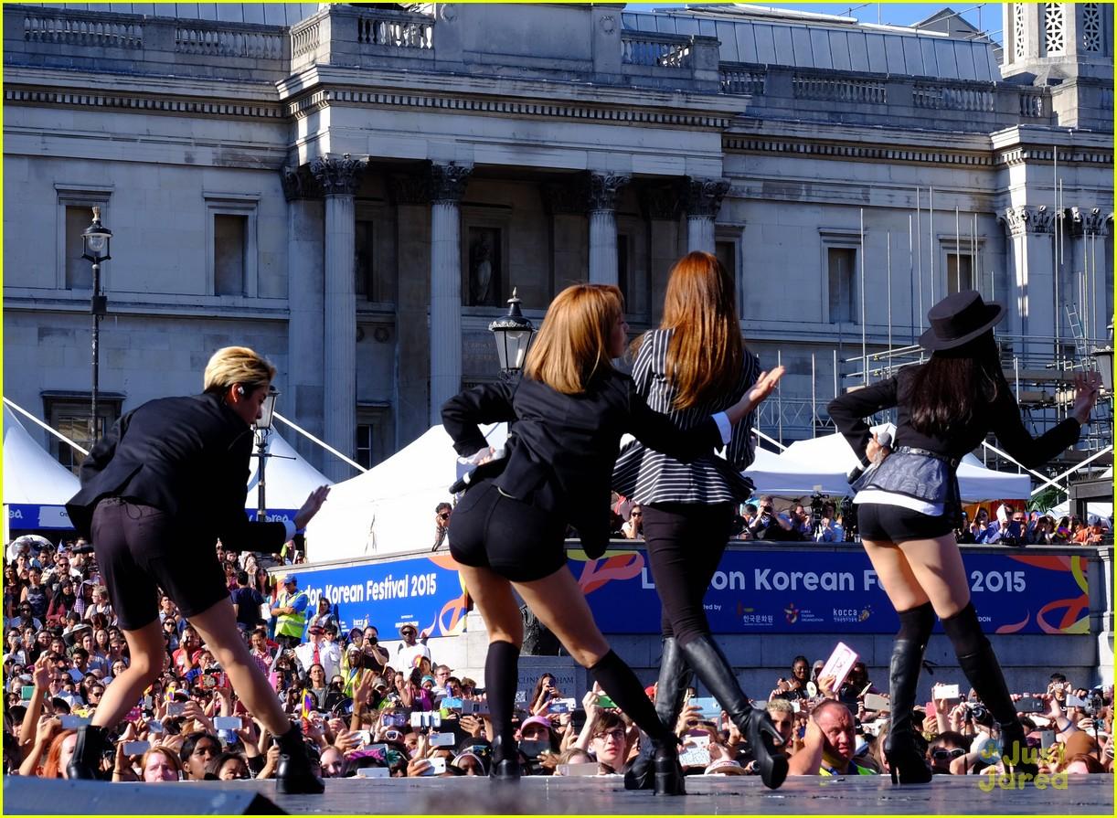 fx kpop perform london south korean festival 11