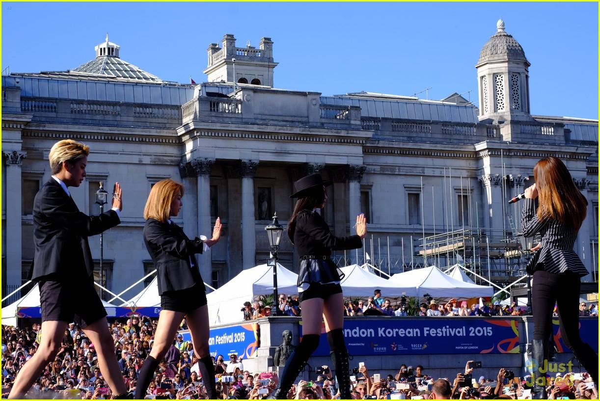 fx kpop perform london south korean festival 19