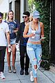 gigi hadid joe jonas back riding off socials 13