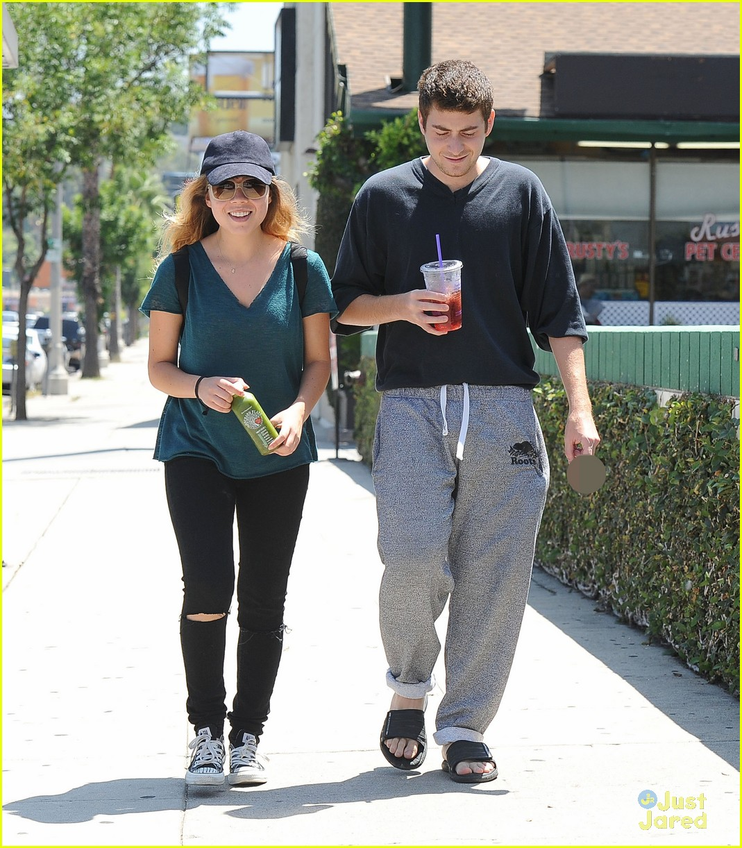 jennette mccurdy jesse carere hang out 04