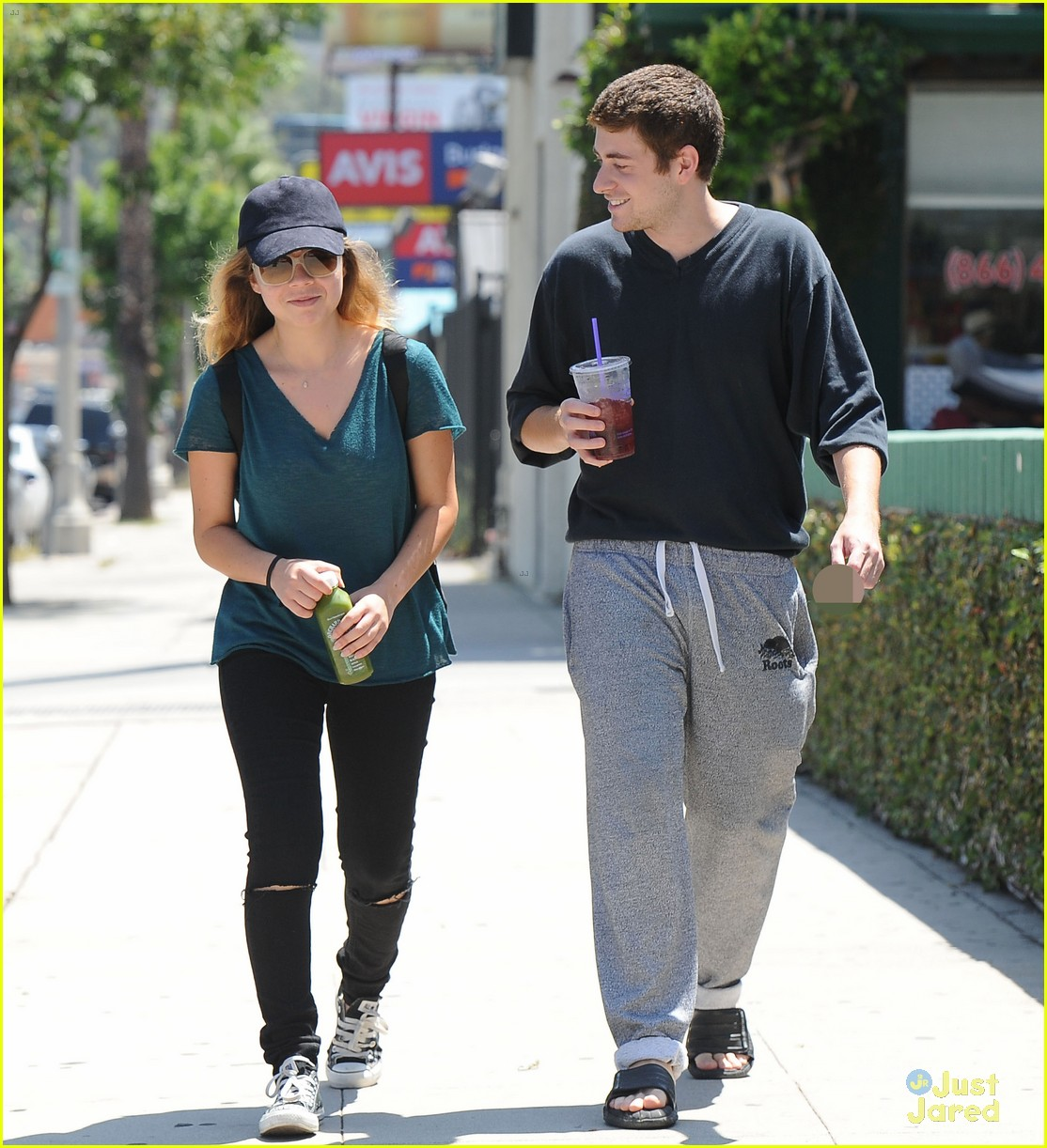 jennette mccurdy jesse carere hang out 07