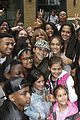 zendaya fan friendly london 09
