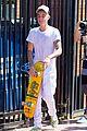justin bieber skateboarding australia 19
