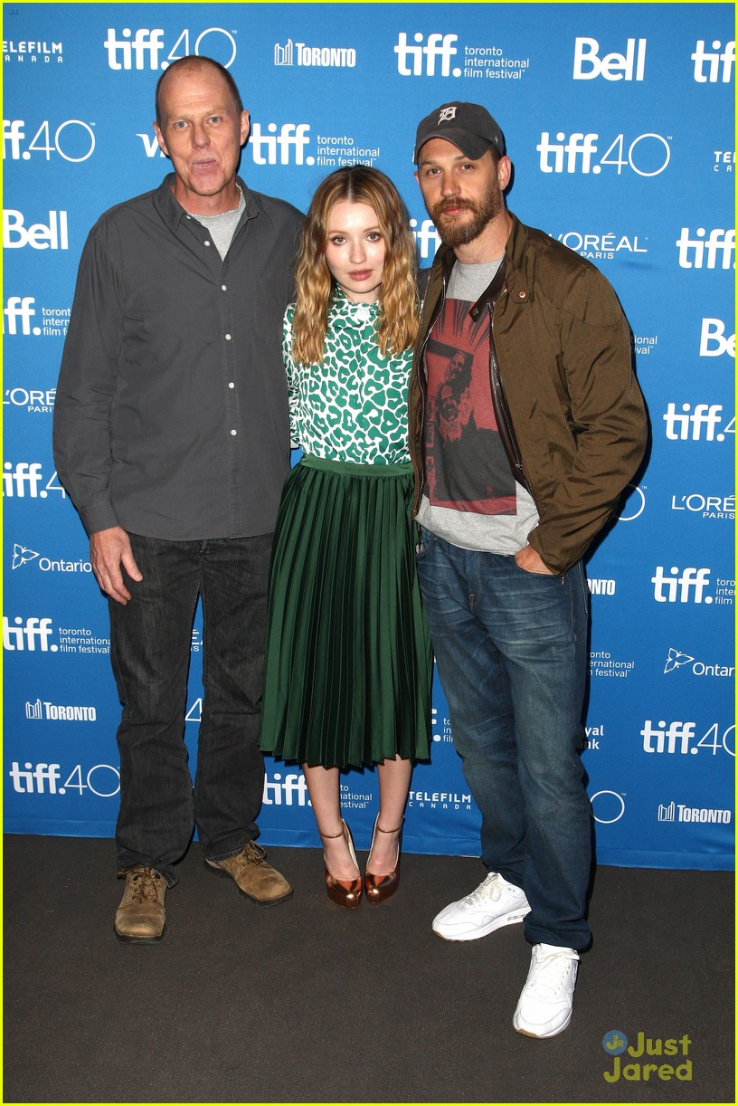 tom hardy emily browning legend tiff 2015 01
